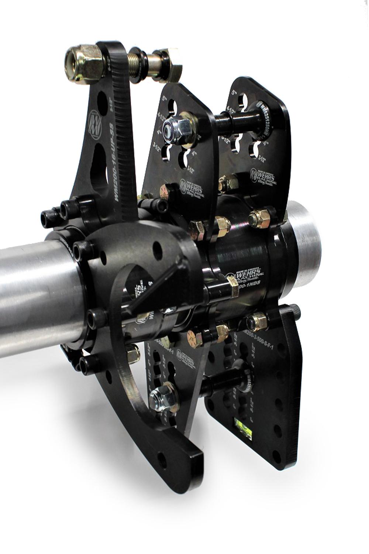 Wehrs Machine Birdcage Steel L/R Heavy DBL Shear W/Brake Combo
