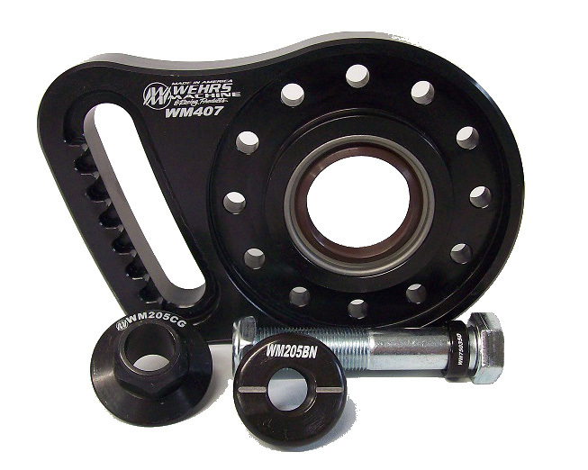 Wehrs Machine Pinon Mount Sng Sided QC Steel Climber w/Seal