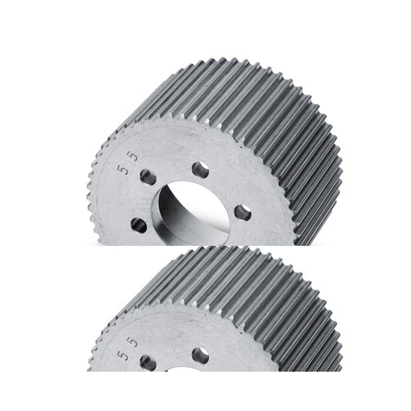 Weiand 3.5in 8mm Drive Pulley 57 Teeth