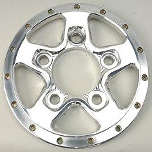 Weld Racing Aluma Star 2.0 Rear Wheel Center 5-4.5
