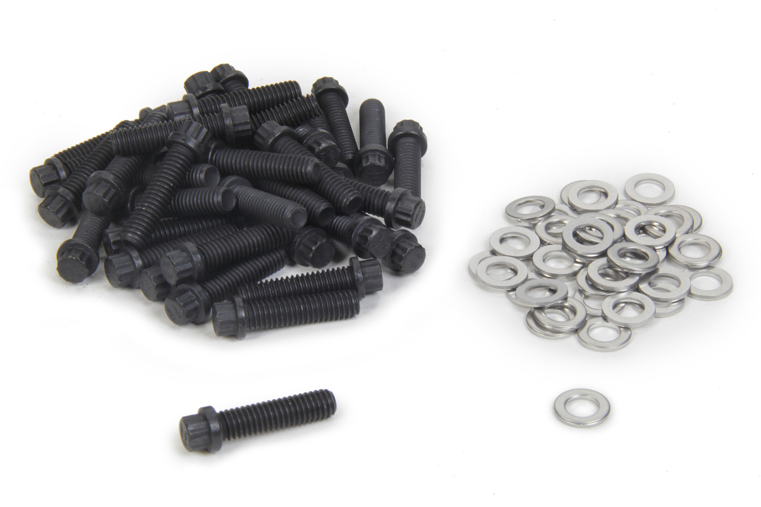 Weld Racing 16in Dbl Bead Loc Bolt Kit 18 Hole