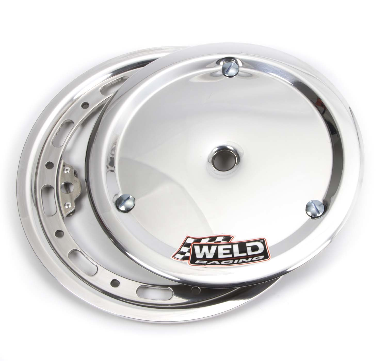 Weld Racing Beadlock Ring 10in w/ Ultra Wheel Cover