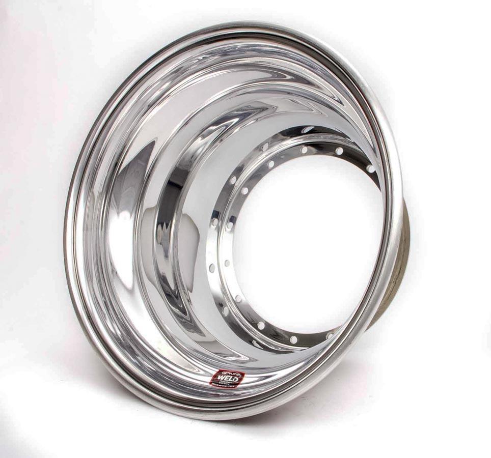 Weld Racing 15x5.25 Outer Half No Bead-Loc
