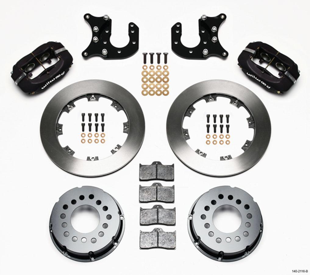 Wilwood P/S Rear Brake Kit Mopar/Dana
