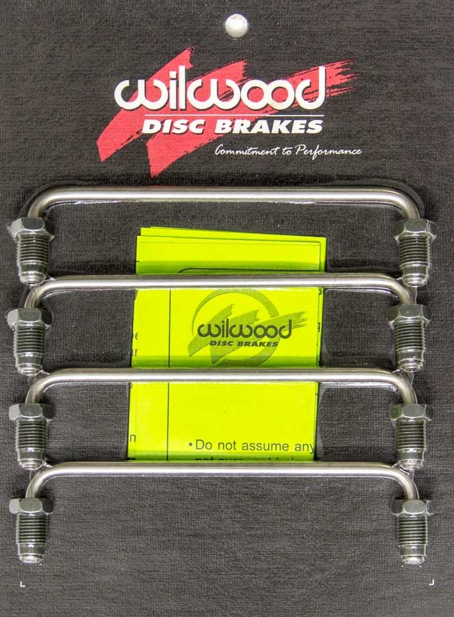 Wilwood Crossover Tube SL6/FSL4 1.25 Rotor