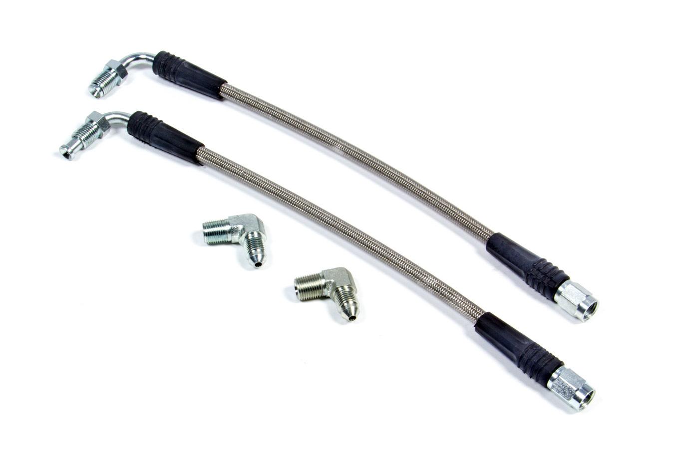 Wilwood Flexline Kit 65-82 Vette Rear