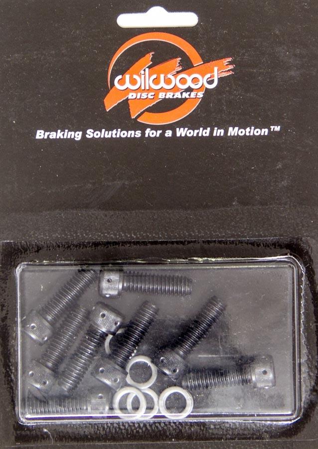Wilwood Bolt Kit 8pc 5/16-18x1in