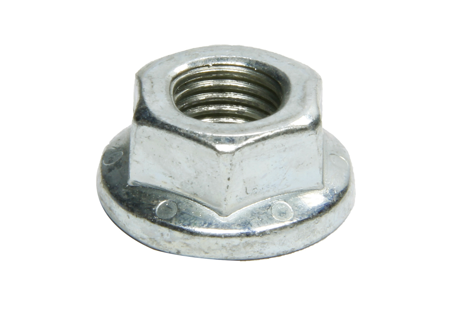 Winters 7/16-20 Flanged Lck Nut