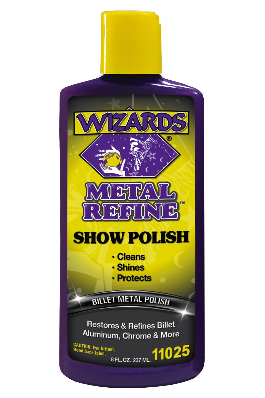 Wizard Products Metal Refine 8oz.