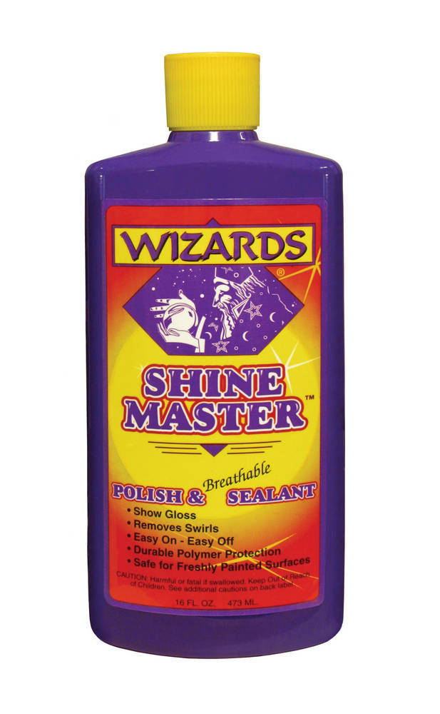 Wizard Products Shine Master 16oz.