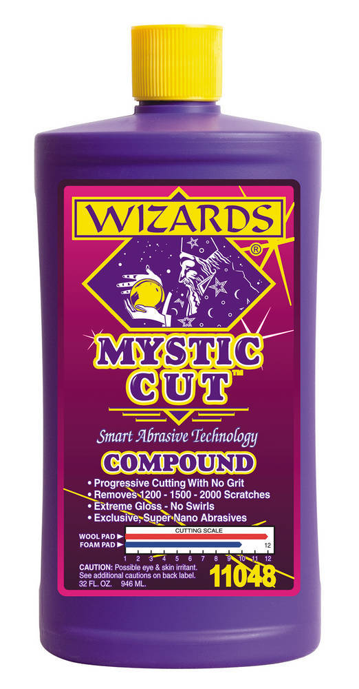 Wizard Products Mystic Cut Compound 32oz