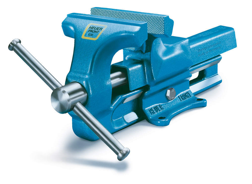 Woodward Fab 140Mm Bench Vise 5-1/2in