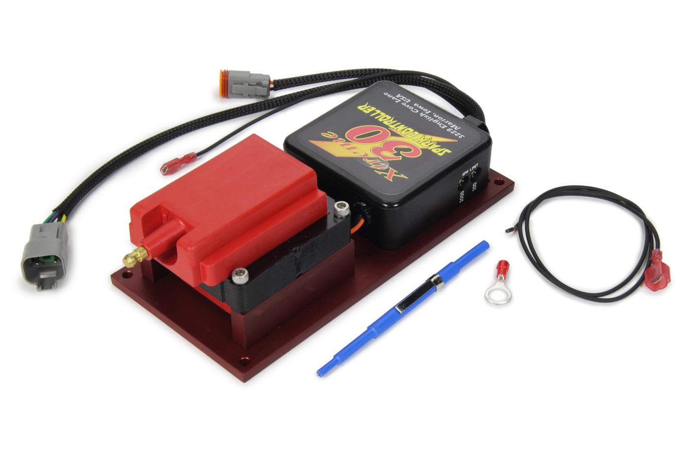 Safety First Usa, Inc Xtreme 30 Ingition Box Short Back Plate