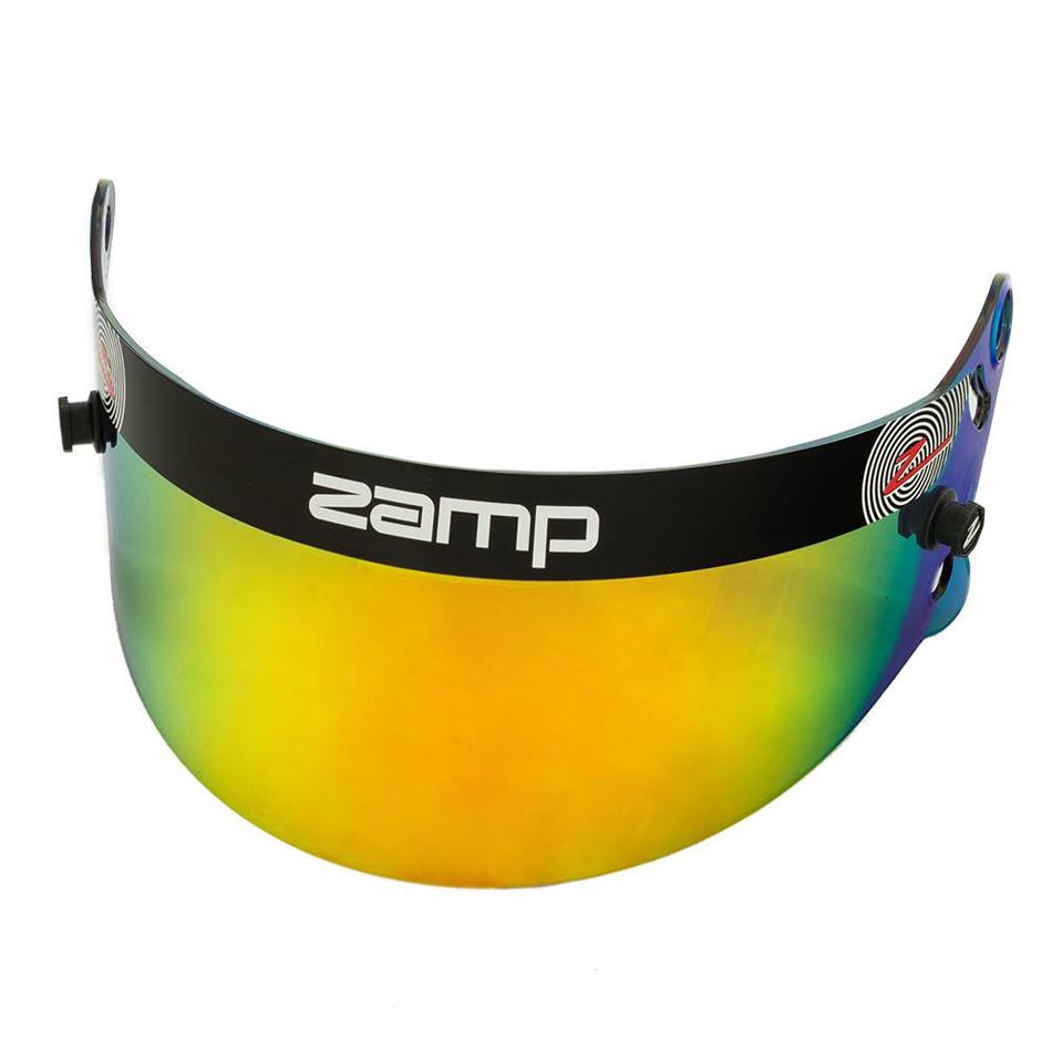 Zamp Shield Z-20 Gold Prizm Chrome
