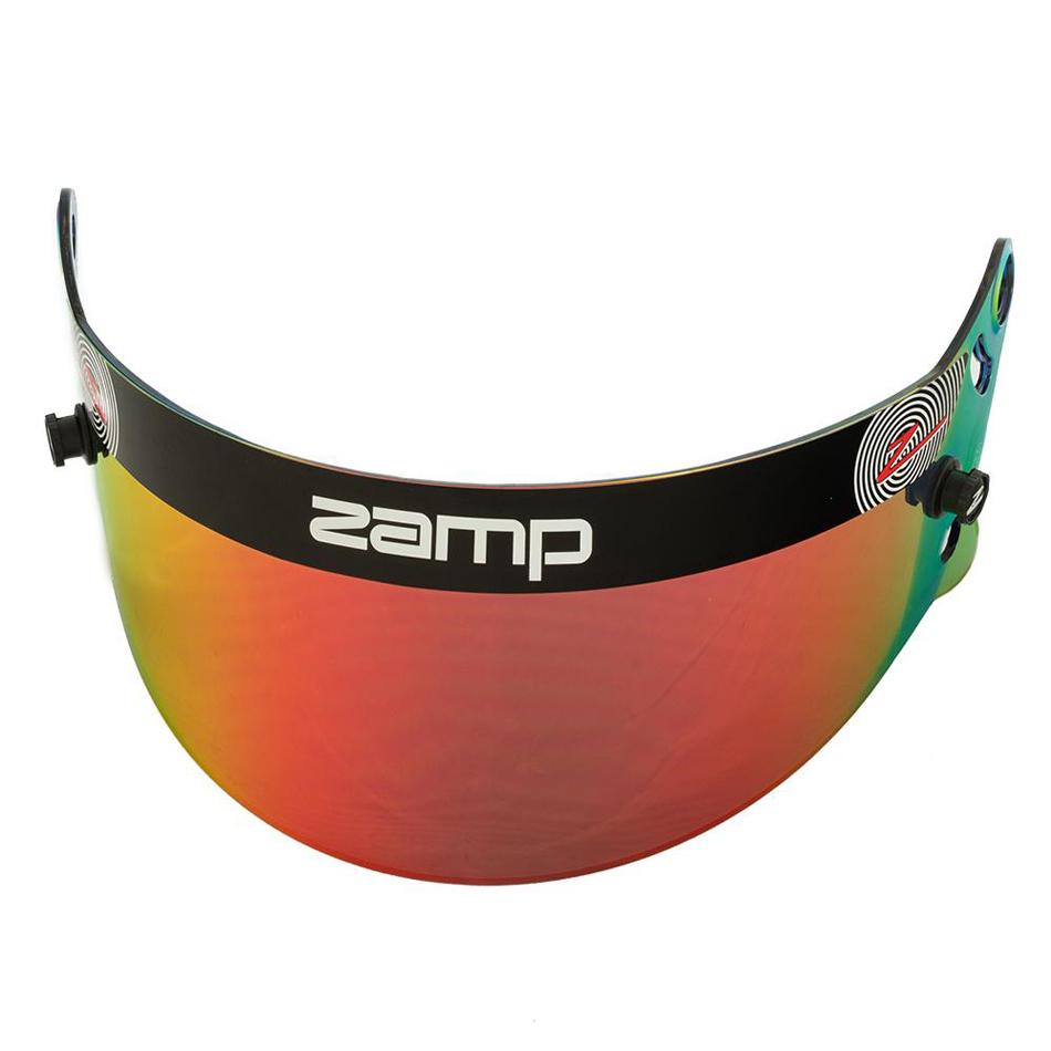 Zamp Shield Z-20 Red Prizm Chrome