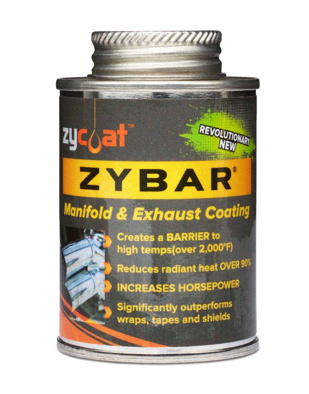Zycoat Midnight Black Finish 4 oz. Bottle