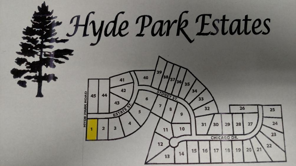 1375 Estate Lot 1 St Whitehall MI 49461