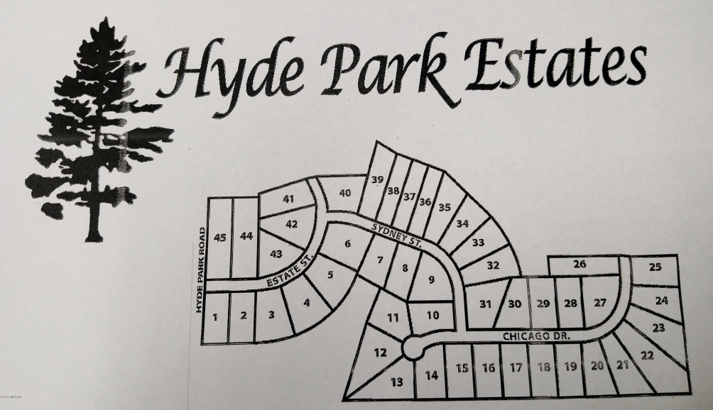 1365 Estate Lot 2 St Whitehall MI 49461