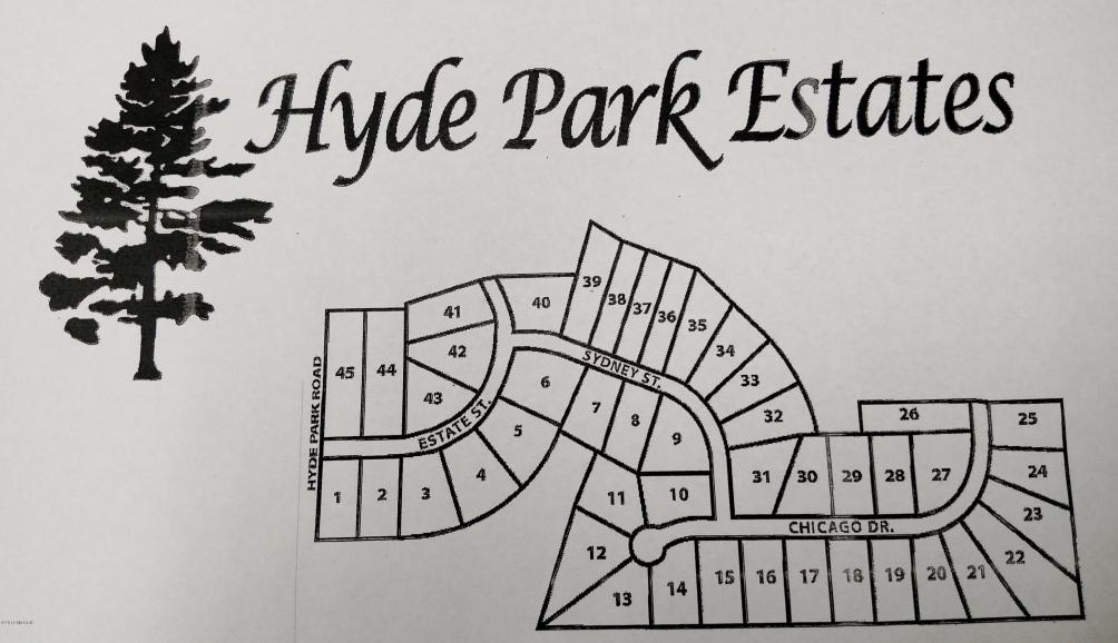 1345 Estate Lot 4 St Whitehall MI 49461