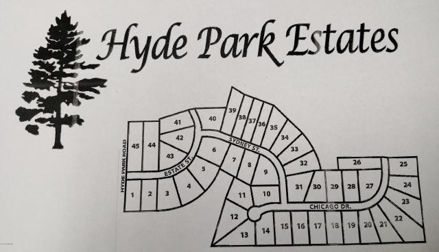 1335 Estate Lot 5 St Whitehall MI 49461