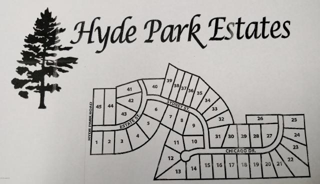 1376 Estate Lot 45 St Whitehall MI 49461