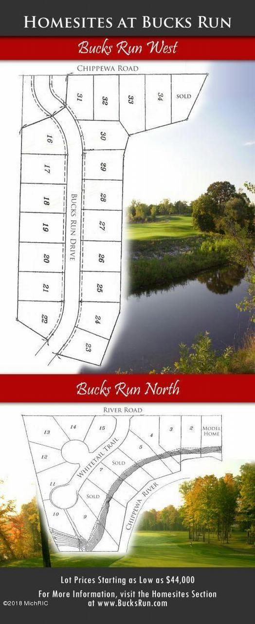 Lot 22 Bucks Run Drive  Mount Pleasant, MI 48858
