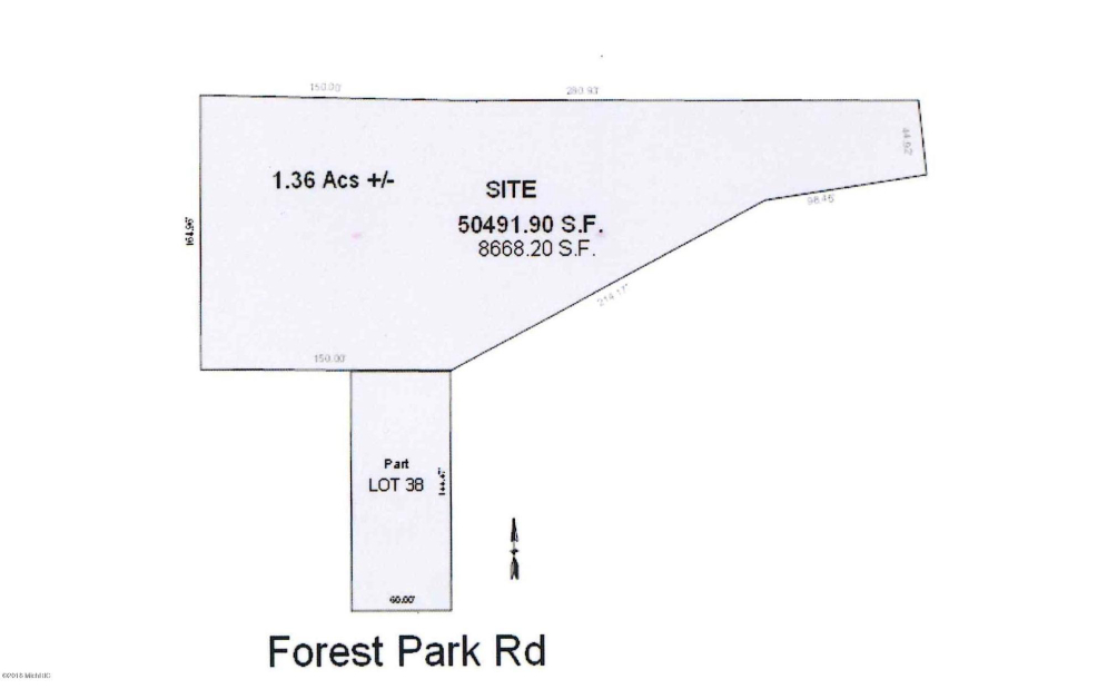 2004 Forest Park Rd Norton Shores MI 49441