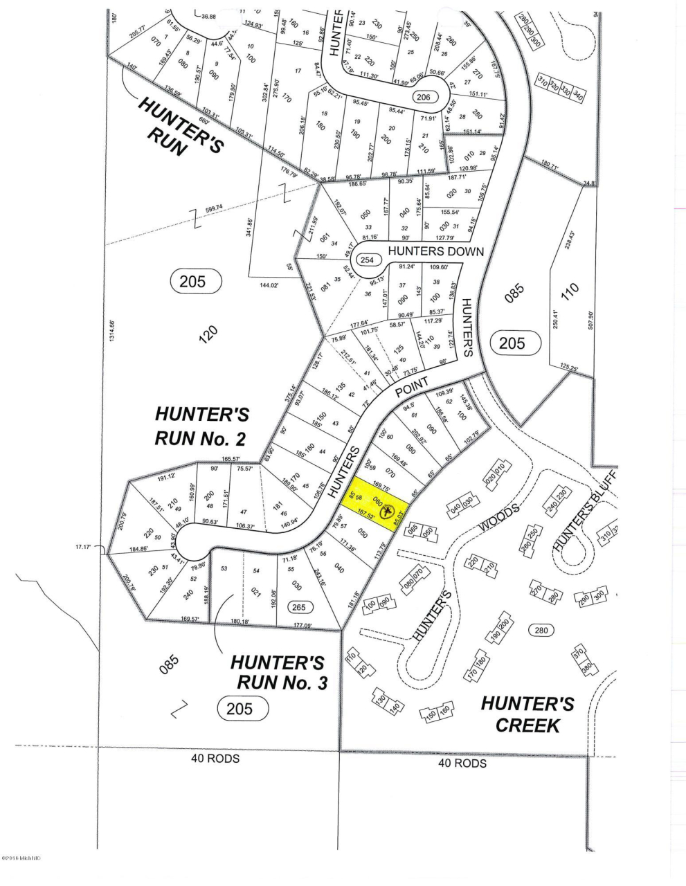 2626 Hunters Point  Kalamazoo, MI 49048