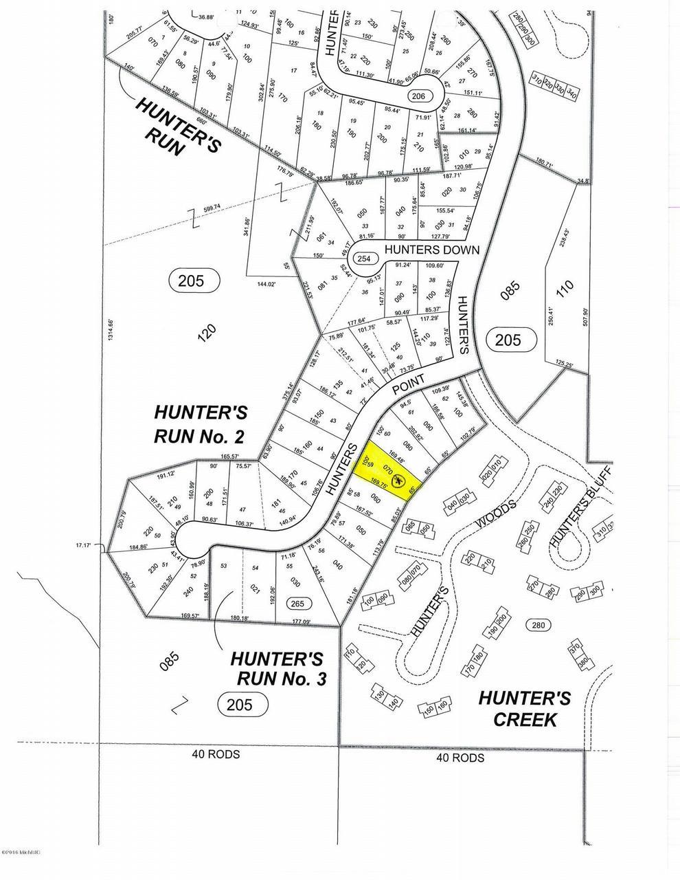 2648 Hunters Point  Kalamazoo, MI 49048