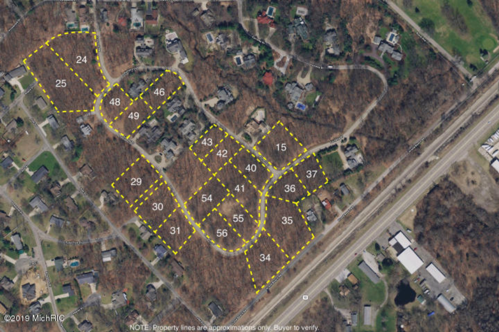 Fairway Drive Lot #56  New Buffalo MI 49117