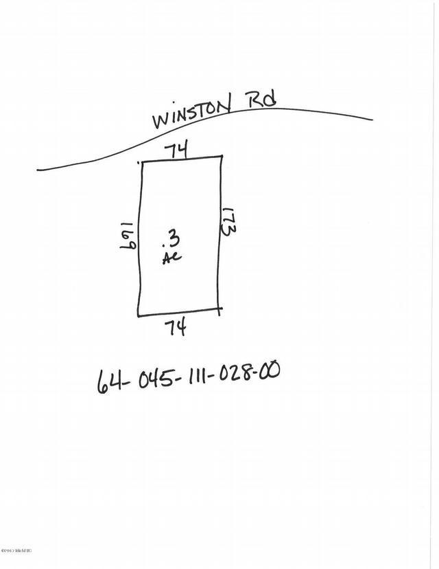 0 Winston Rd Rothbury, MI 49452