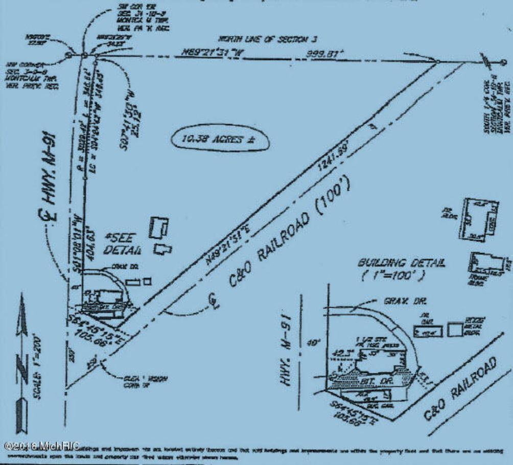 6139 S Greenville Rd Greenville MI 48838
