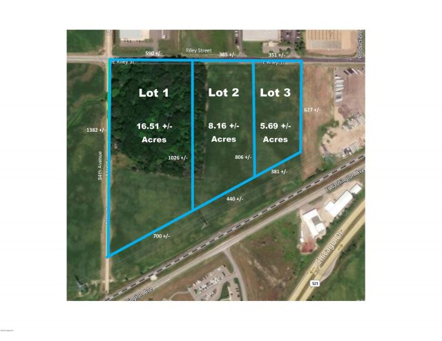 3114 84th Entire Lot Ave Zeeland, MI 49464
