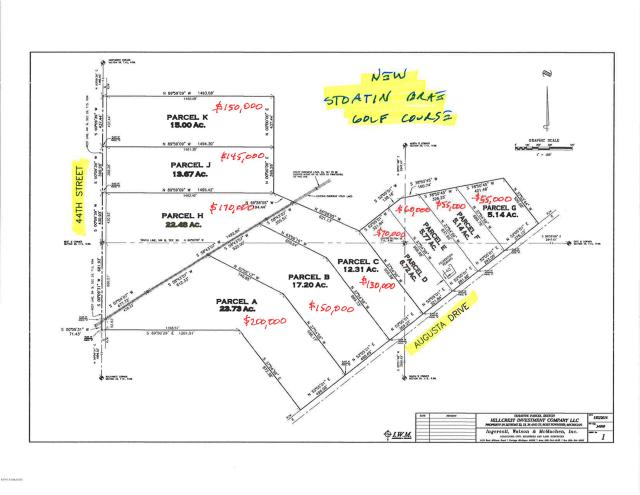 Parcel H 44th N St Augusta, MI 49012