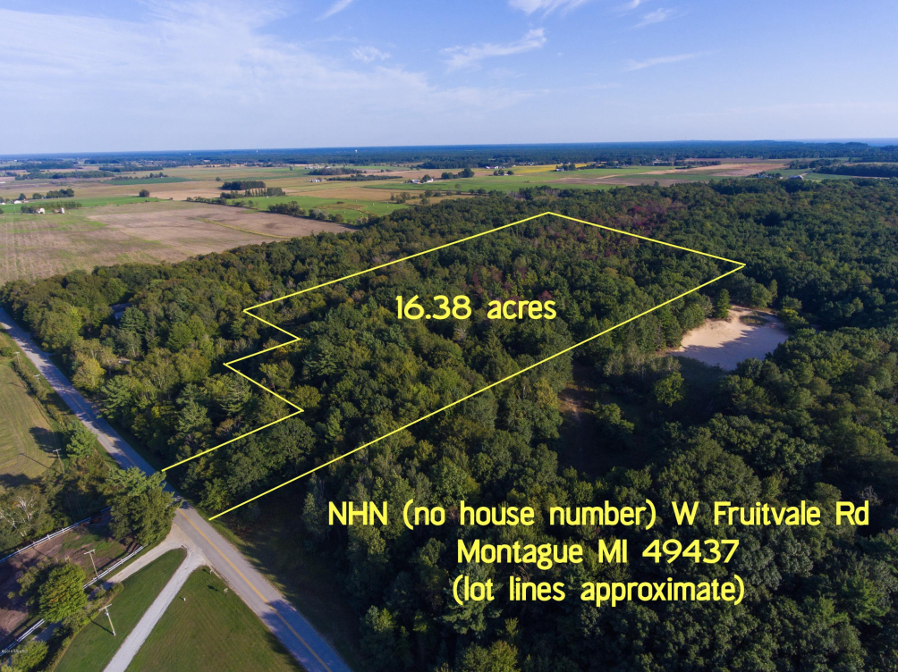 (Nhn) W Fruitvale Rd Montague, MI 49437