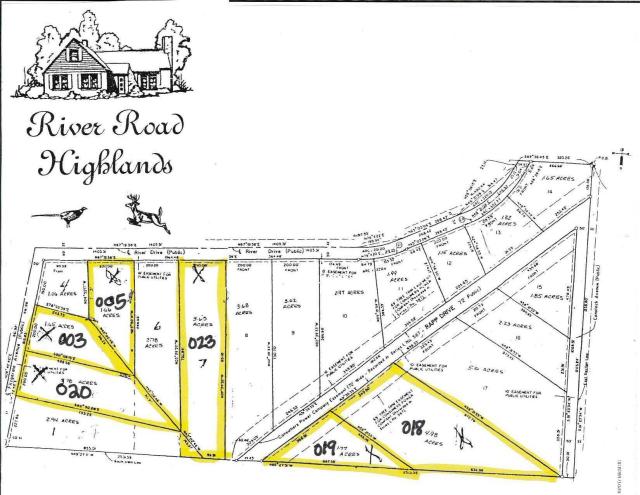 Lot 19 Raap Dr Grant, MI 49327