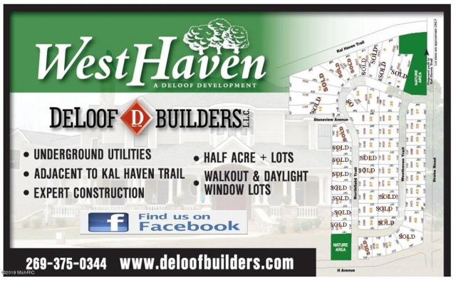 3600 Westhaven Site 40 Trail Oshtemo, MI 49077