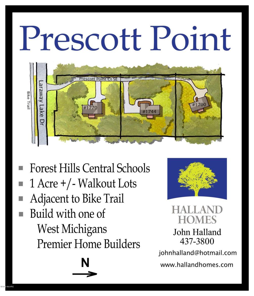 1770 Prescott Point Se Ct Grand Rapids MI 49546