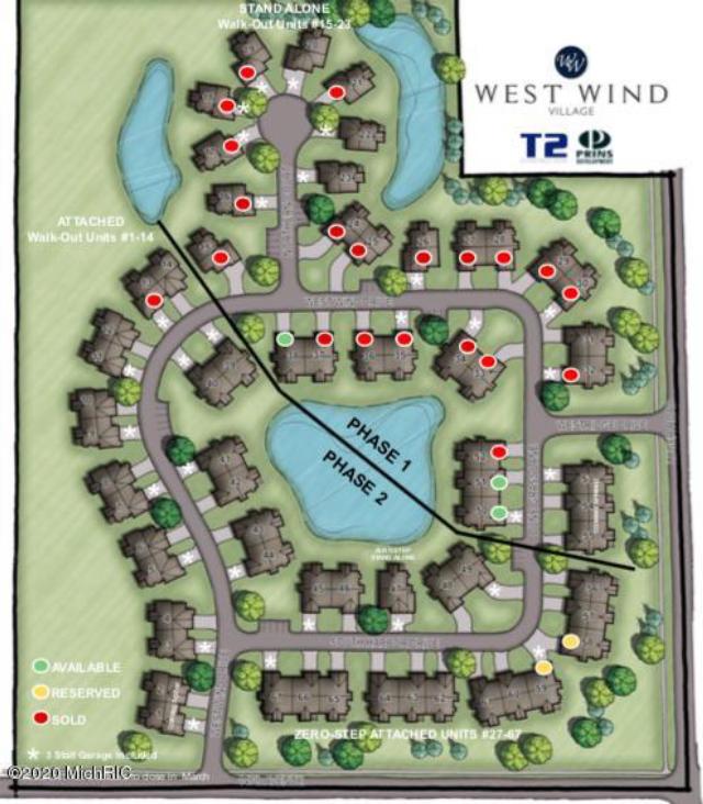 4702 West Wind #1 Dr Holland, MI 49423