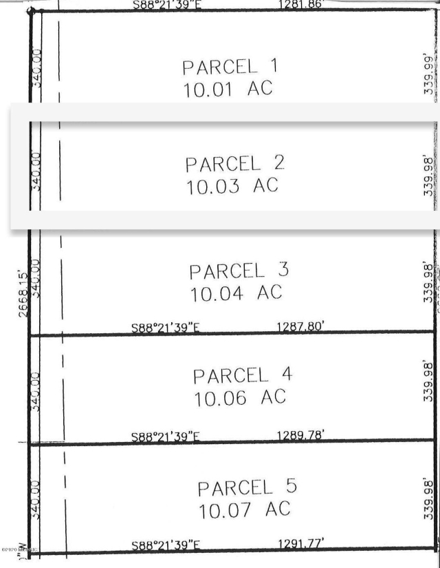 11401 Marilla Parcel 2 Rd Copemish, MI 49625