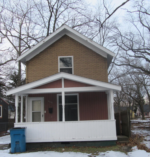 3106 5th St Muskegon Heights, MI 49444