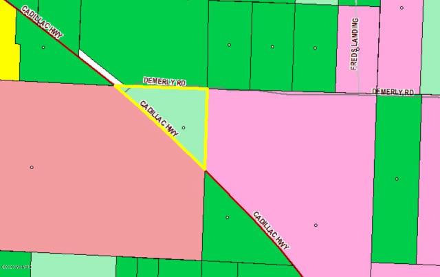 5 Acres Cadillac Highway Benzonia, MI 49616