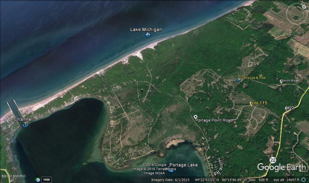 North Slope Lot 115 Dr Onekama MI 49675