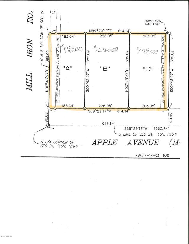 3672 E Apple Lot A Ave Muskegon, MI 49442