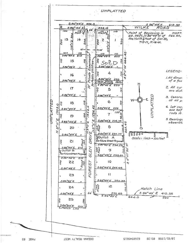 70 S Forest Glen Dr Rothbury, MI 49452