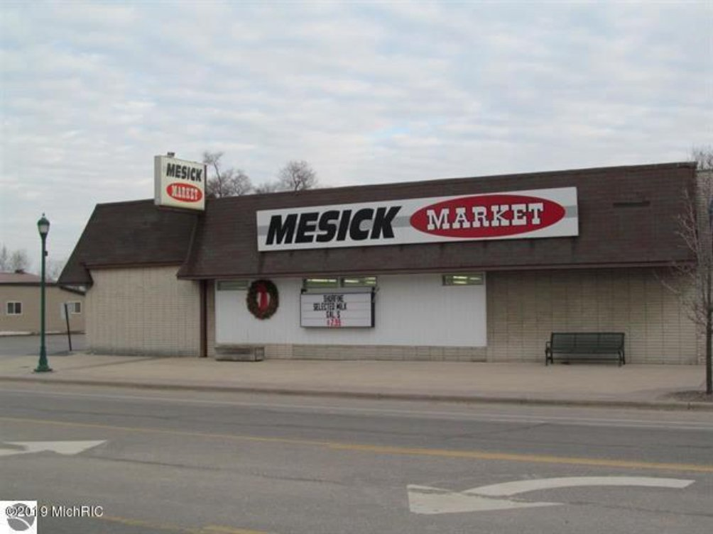118 W Mesick Ave Mesick, MI 49668