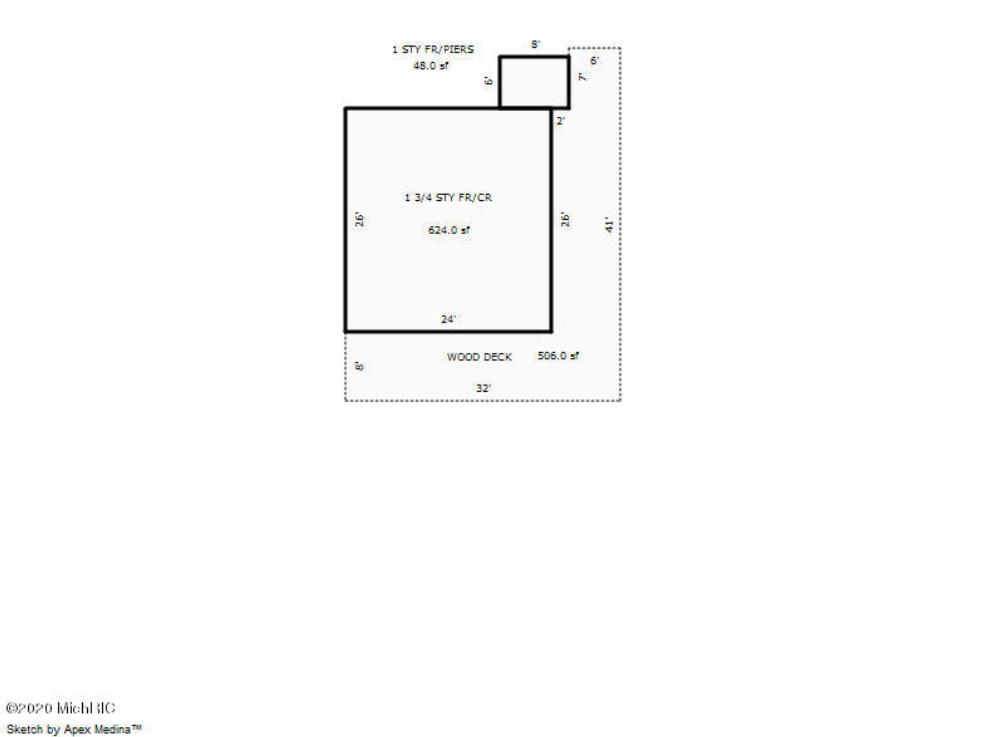 11301 Sunset Point Dr Plainwell, MI 49080
