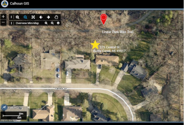 275 Central St Battle Creek MI 49017