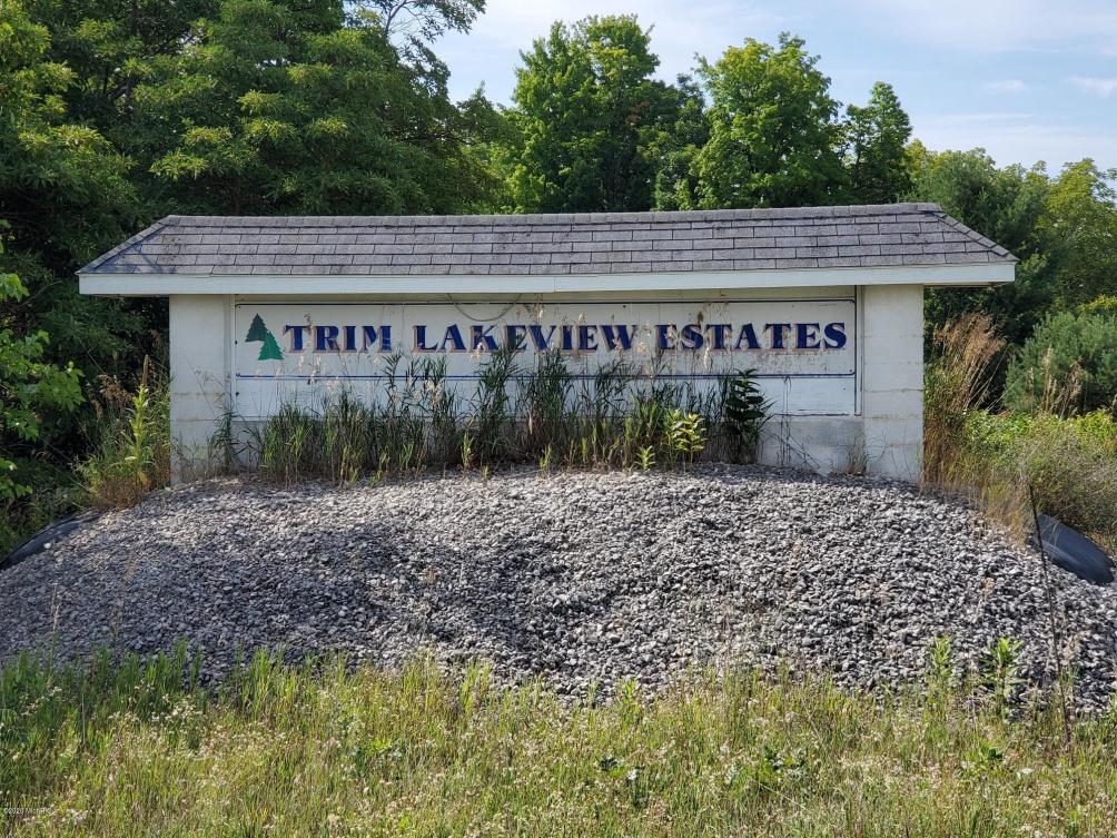 00 Lots 22 & 23 Trim Lakeview Estates 22  & 23  New Era MI 49446