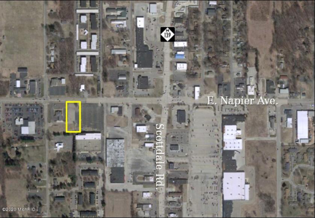 732 E Napier Ave Benton Harbor, MI 49022